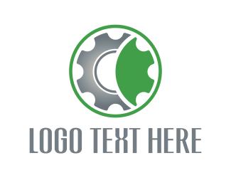 Gear - Gear Circle logo design