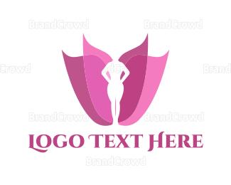 Body - Feminine Flower logo design