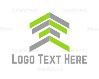 Arrows - Abstract Arrows logo design