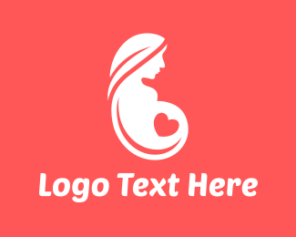 Gynecologist - Mother Love logo design