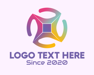 Software - Gradient Software Application logo design