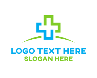 Clinical - Clinic Cross logo design