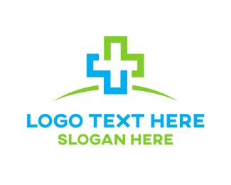 Clinic Cross Logo