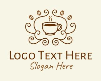 Delicious - Delicious Coffeehouse  logo design