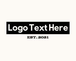 Apparel - Minimalist Masculine Apparel logo design