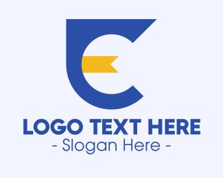 Bookmark - Bookmark Letter C logo design