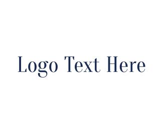 Classic - Classic & Blue logo design
