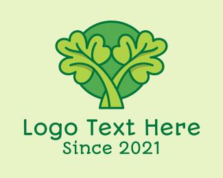 Lucky - Lucky Irish Clover logo design