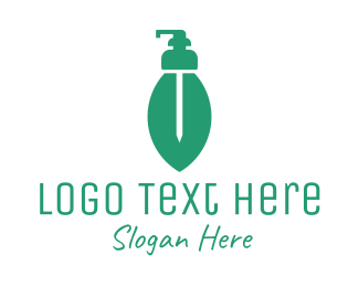 Hand Washing - Eco Friendly Soap logo design