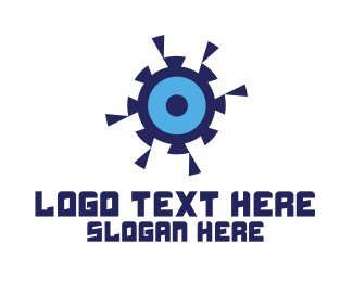 """Shutter Eye"" by LogoBrainstorm"