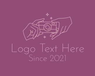 Photography - Youtube Beauty Vlogger logo design