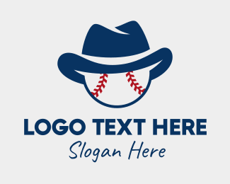 Fanclub - Cowboy Baseball Team  logo design