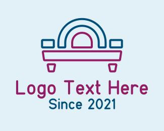 Arch - Sofa Bed Arch logo design