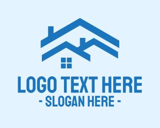 Remodeling - Real Estate Housing Property logo design