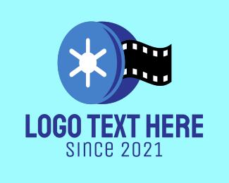 Security - Film Producer Vault logo design