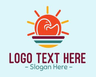 Brand - Bright Nest logo design