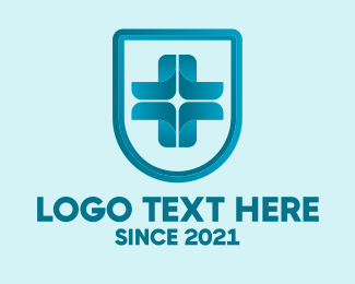 Hospital - Medical Hospital Cross logo design