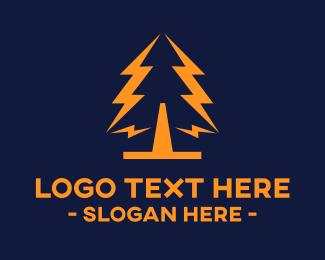 Electric Tree Logo