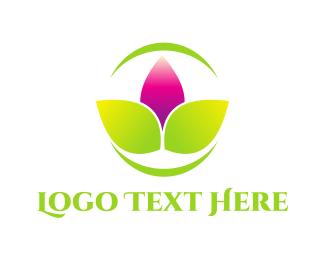 Feminine - Feminine Lotus logo design