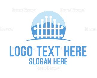 Social - Cloud Gate logo design