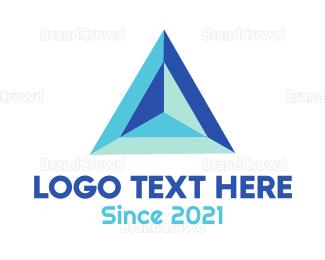 Bus Company - Blue Prism logo design