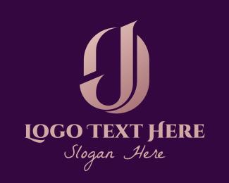 Oj - Elegant OJ Monogram logo design