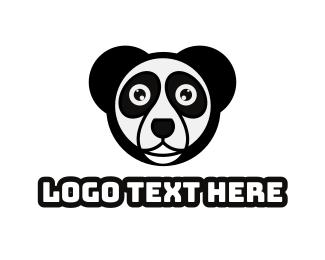 Mascot - Panda Bear Mascot logo design