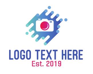 Digital - Digital Photography logo design