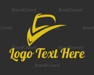 Hat - Check Hat logo design