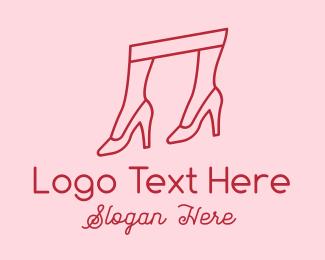 Entertainer - Female Singer Musician  logo design