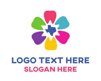Dental - Texas Dentist logo design
