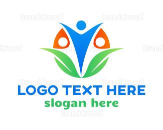 Crowdsourcing - Flower Team logo design