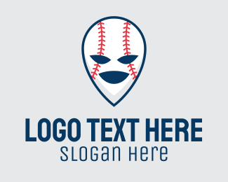 Softball Tournament - Baseball Softball Mascot  logo design