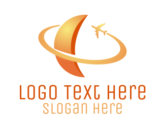 Global - Global Tour logo design