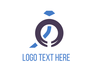 Jewelry - Blue Jewelry logo design