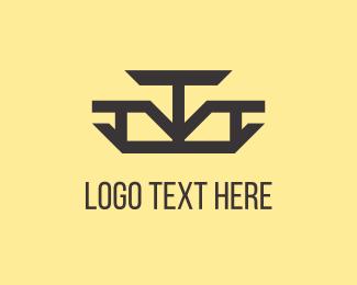 Scale - Abstract Arrows logo design