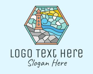 Art - Lighthouse Art logo design