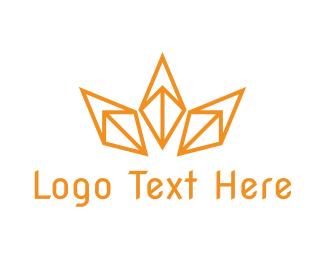 Leaves - Diamond Leaves logo design