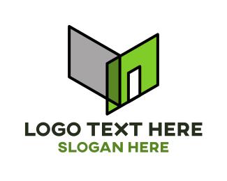 Interior Designer - Wall Planning logo design