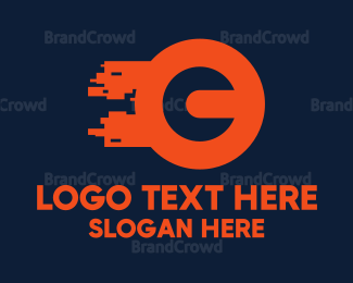 Move - Pixelated Wrench Outline   logo design