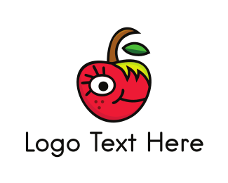 Fiction - Cherry Nutrition  logo design