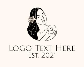 Wellness - Wellness Beauty Salon logo design