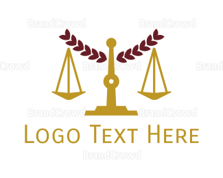 Law - Ceasar Law Firm logo design