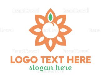 Thai - Yoga Sun logo design