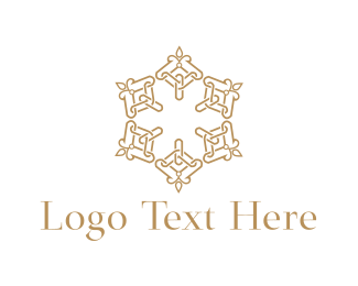 Elegant - Floral Candles logo design