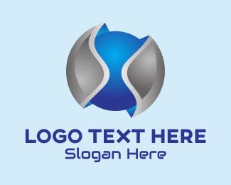 Company - Modern Tech Company  logo design