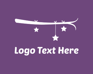 Mobile - Branch & Stars logo design