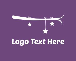 Pregnancy - Branch & Stars logo design