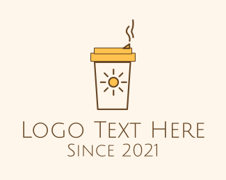 Morning - Morning Breakfast Coffee logo design