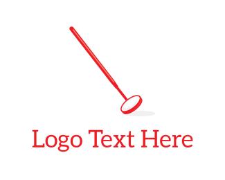 Clinical - Dental Mirror logo design